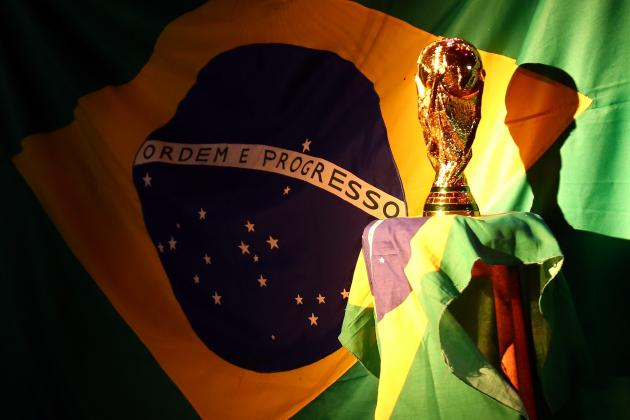 World Cup 2014 Predictions: Projecting Final Scores for Day 12 Group Fixtures