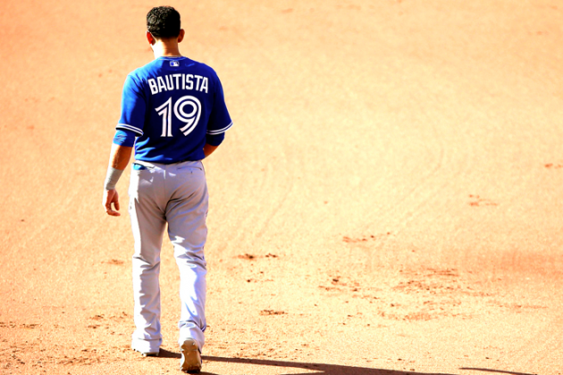 Jose Bautista Injury: Updates on Blue Jays Star's Leg and Return