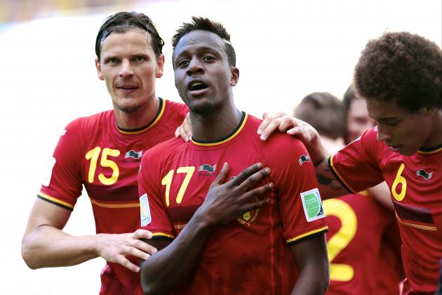 Belgium vs. Russia: Red Devils Disappoint as Marc Wilmots' Subs Win It Again