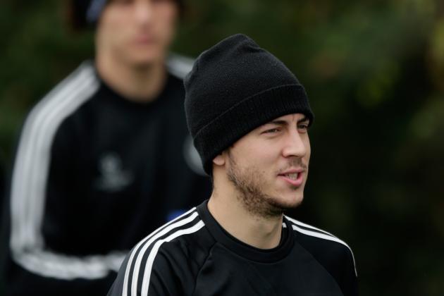 Chelsea Transfer News: Latest Buzz Surrounding Eden Hazard, Ramires and More