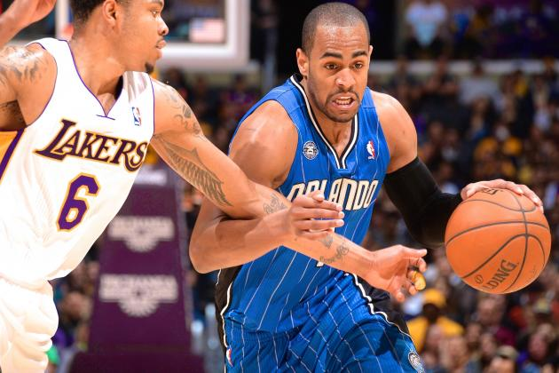Would Arron Afflalo Trade Take Chicago Bulls out of Carmelo Anthony Sweepstakes?