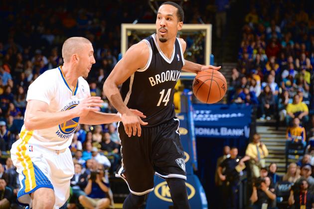 Why Brooklyn Nets Are in Serious Danger of Losing Shaun Livingston