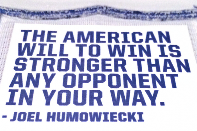 Twitter / ussoccer: #1N1T quote added to inside ...