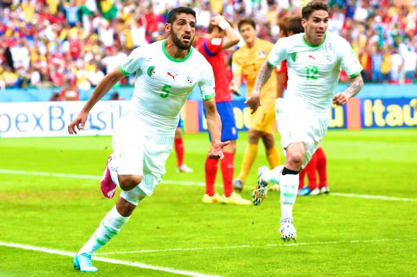 South Korea vs. Algeria: Live Score, Highlights for World Cup 2014 Group H Game