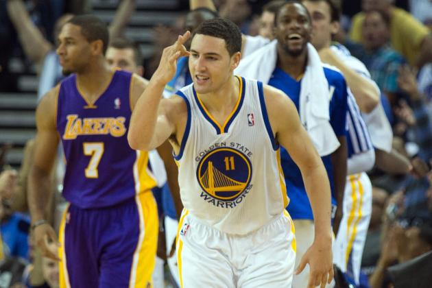 Klay Thompson Trade Would Be Win-Win for LA Lakers and Golden State Warriors