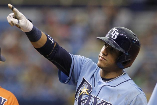 Escobar Has 2 RBIs; Rays Top Astros 5-2