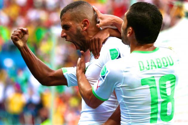 South Korea vs. Algeria: World Cup Group H Score, Grades and Post-Match Reaction