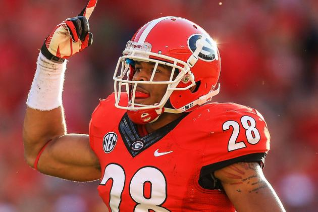 Former Georgia Safety Tray Matthews Officially Arrives at Auburn