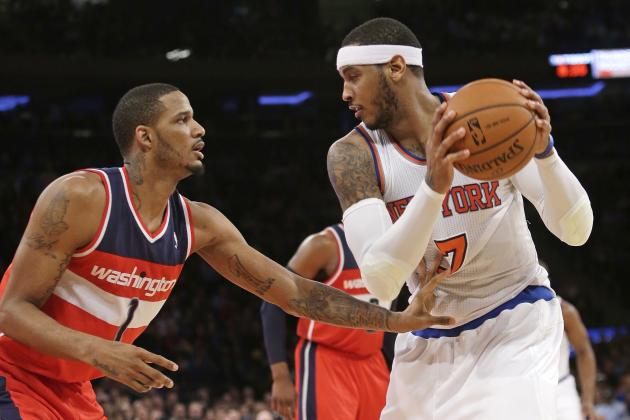 Washington Wizards a Dark-Horse Candidate to Make a Splash in NBA Free Agency