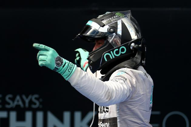 Is Nico Rosberg Now Favourite for 2014 Title After Austrian Grand Prix Victory?