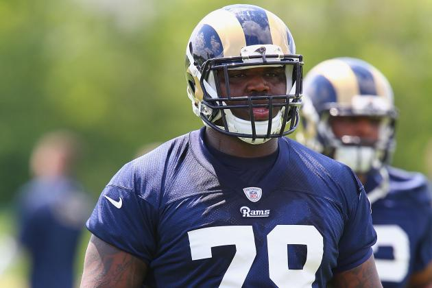 Greg Robinson Stuggles with NFL Transition