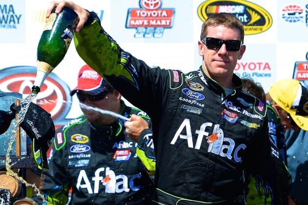 NASCAR at Sonoma 2014 Results: Winner, Standings, Highlights and Reaction