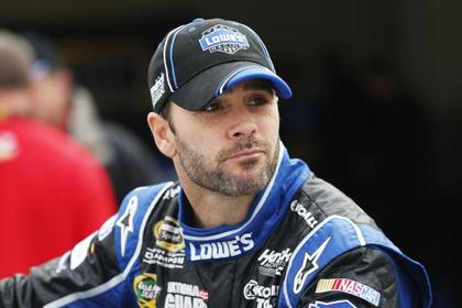 Jimmie Johnson: Fastest in Final Practice at Indy