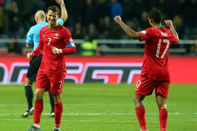 Twitter Reacts to Cristiano Ronaldo, Nani's Performances vs. USA