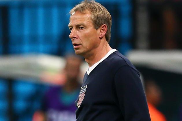 Klinsmann: 'USA Were so Close'