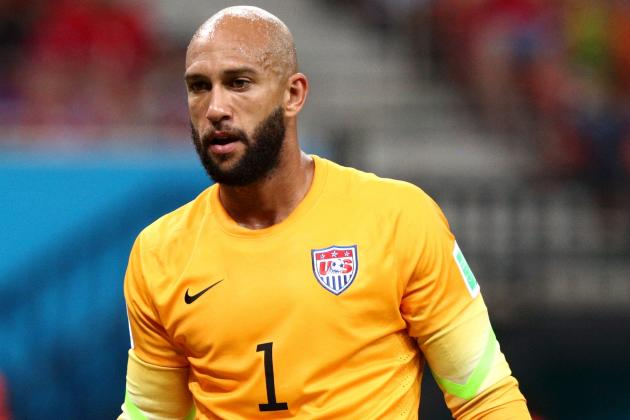 JeffreyCarlisle: Tim Howard: Football Is Cruel ...