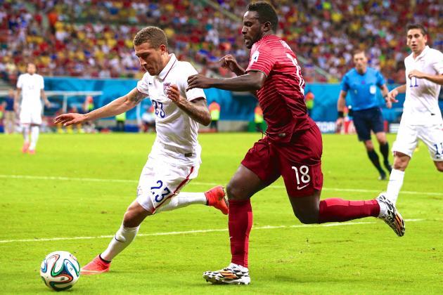 USA vs. Portugal: Fabian Johnson Mauls the Seleccao's Left-Hand Side