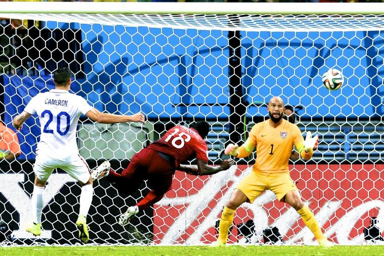 USA vs. Portugal: Goals and Highlights from Group G Match