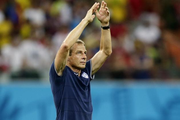 JeffreyCarlisle: Klinsmann on What He Would ...