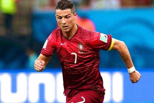 World Cup Daily Digest: Cristiano Ronaldo Summons Enough Brilliance to Hold USA