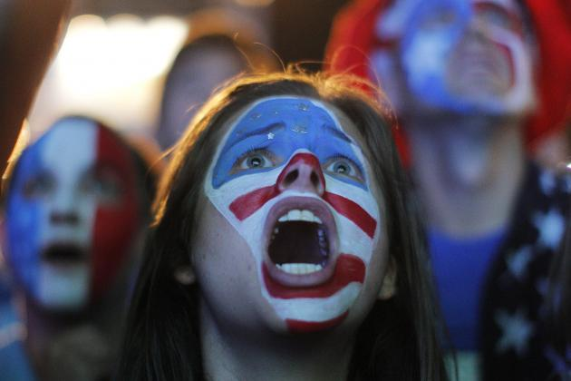 U.S. Soccer Shocked as Great World Cup Win Becomes Sickening Draw