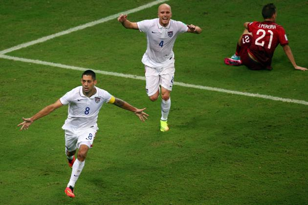 USA vs. Portugal: Biggest Stars from Crucial Group-of-Death Match