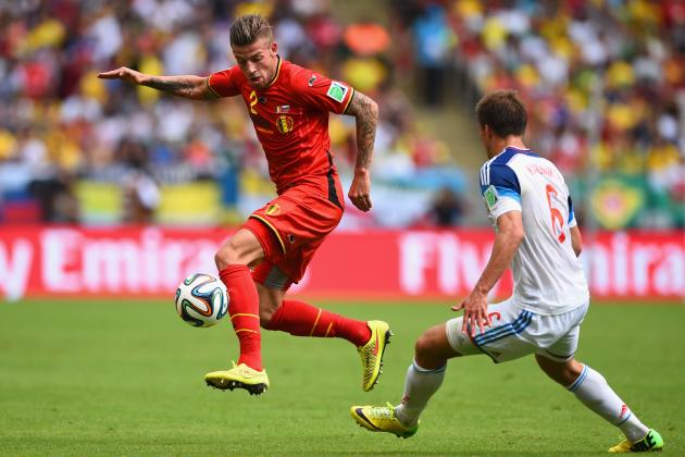 Scouting Report: Will Arsenal Replace Thomas Vermaelen with Toby Alderweireld?