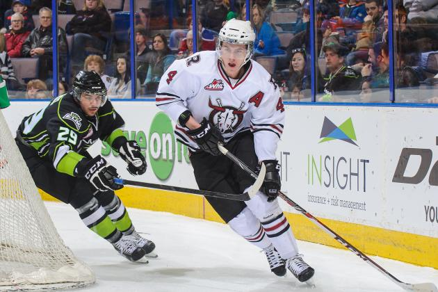 Haydn Fleury: Prospect Profile for Carolina Hurricanes' 1st-Round Pick