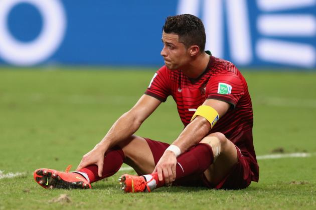 Even a Fully Fit Cristiano Ronaldo Would Struggle to Elevate This Portugal Side