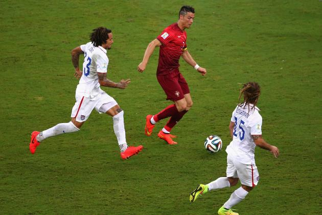 Cristiano Ronaldo Provides Moment of Magic to Keep Portugal in World Cup