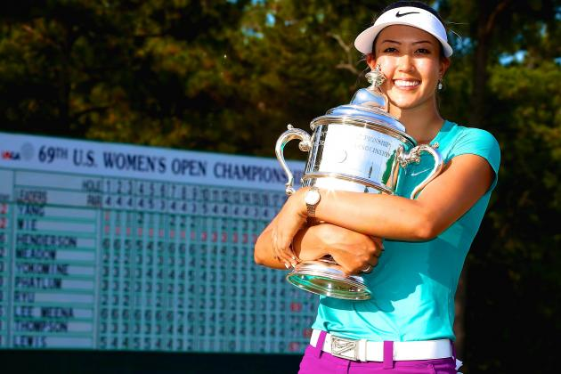 Michelle Wie Lives Up to Prodigal Talent with Win at 2014 US Women's Open