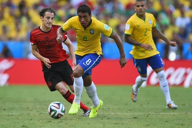 Cameroon vs. Brazil: Tactical Preview of World Cup Group A Match