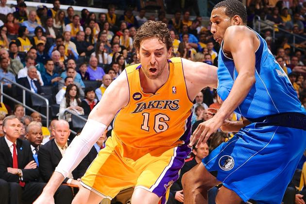 Report: Dallas Mavericks Expected to Pursue Pau Gasol in 2014 Free Agency