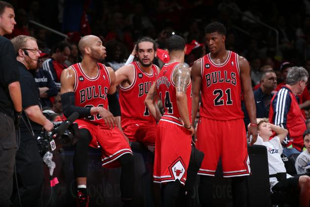 Bulls Trade Rumors: Chicago Should Shop Draft Picks to Contend Sooner