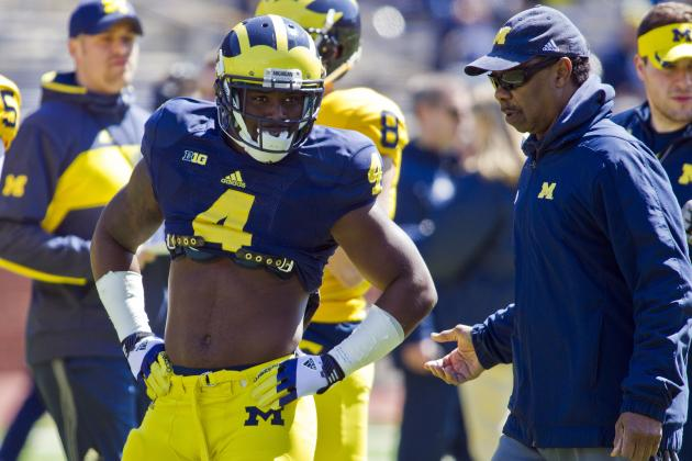 Michigan RB Coach Confirms Run Game Will Be 'Very Similar' to Alabama's