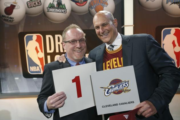 Cleveland Cavaliers' 2014 NBA Draft Big Board