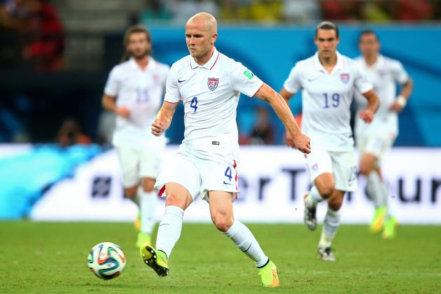Why Michael Bradley Is Under Most Pressure for USA Following Draw vs. Portugal