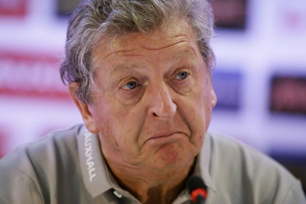 England Right to Stick with Hodgson Despite World Cup Failure