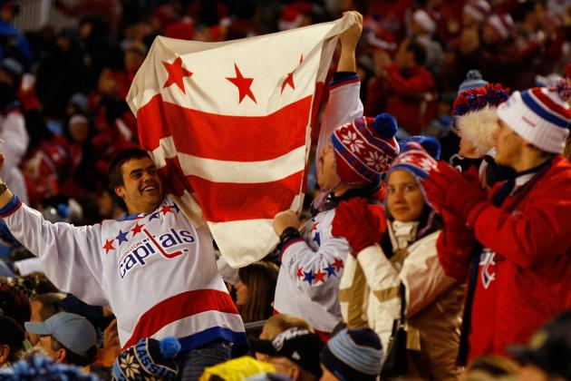 Why Capitals Fans Should Be Disappointed with 2015 Winter Classic Matchup