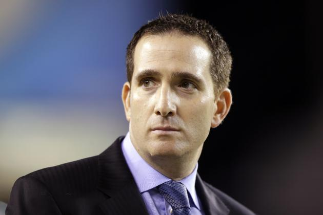 How Howie Roseman Went from Unpaid Intern to NFL's Youngest GM