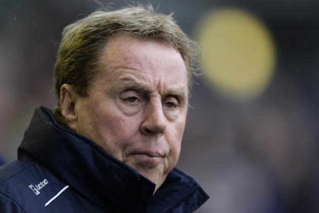 Harry Redknapp Snubs Steven Gerrard as England Row Threatens to Expose Players