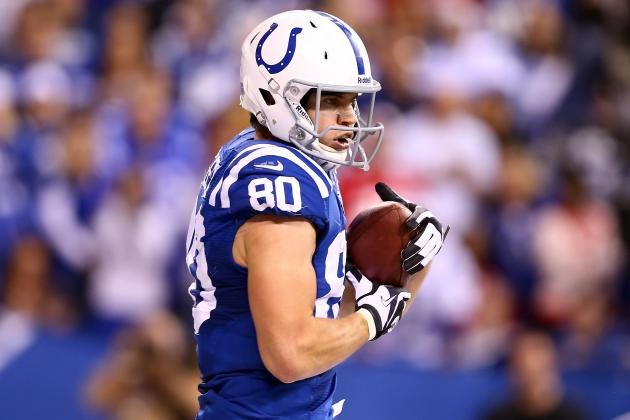 Indianapolis Colts Full Position Breakdown and Depth Chart Analysis at Tight End