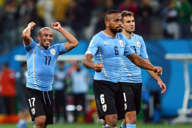 Italy vs. Uruguay: Form Guide, Live Stream and Prediction for 2014 World Cup