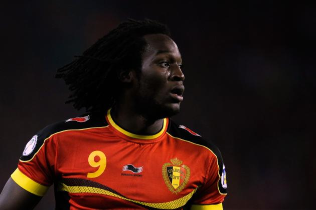 Why Lukaku Is Under Most Pressure for Belgium Following Win vs. Russia