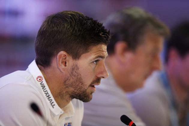 World Cup 2014: Hodgson Shouldn't Make a Sentimental Choice with Gerrard