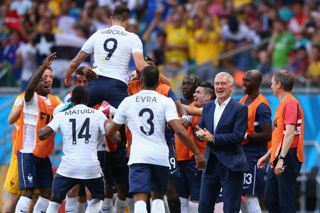 How Far Can Happy and Uninhibited France Realistically Go at the World Cup?