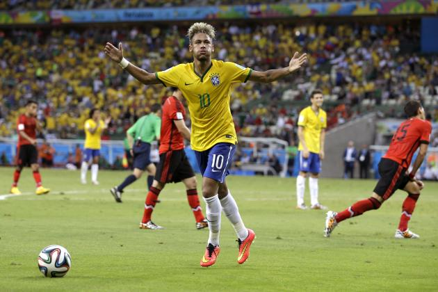 Brazil vs. Cameroon Betting Odds Preview, World Cup Prediction