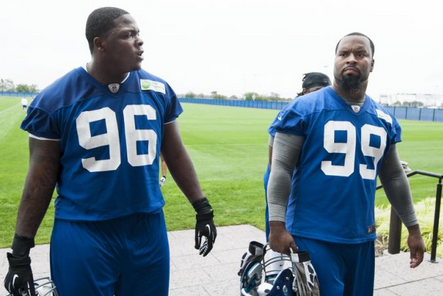 Giants Rookie Jay Bromley Competing for Time on Stacked Defensive Line