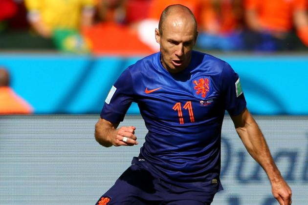 Netherlands vs. Chile: Tactical Preview of World Cup Group B Match