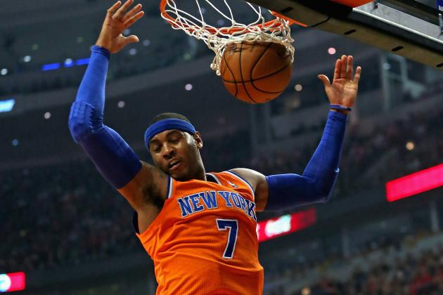 Chicago Bulls Going All-In for Carmelo Anthony Would Be Massive Mistake